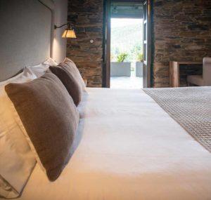 Casona labrada dormitorio