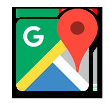 pin google maps